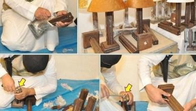 Photo of صور أغرب حيل تهريب المخدرات للسعودية.. منها تحت الأسنان