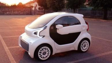 Photo of سيارات المستقبل ثلاثية الأبعاد وتُصنّع بـ 3 أيام