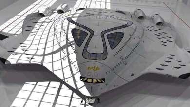 Photo of أول طائرة تعمل بالطاقة النووية في العالم