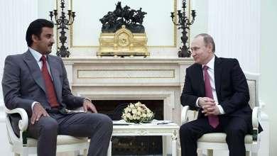 Photo of بوتين يبحث مع أمير قطر القضايا الدولية وتفاصيل العلاقات الاقتصادية بين البلدين