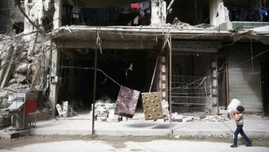 Photo of الدفاع المدني: حالات اختناق بالكلور في حمورية بالغوطة