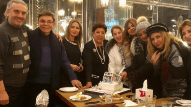 Photo of بالفيديو.. سهير رمزي تحتفل بعيدها دون حجابها!