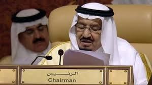Photo of سوريا خارج التغطية في كلمة الملك سلمان أمام القادة العرب