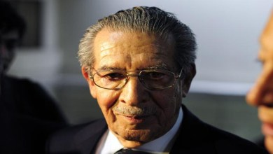 Photo of وفاة دكتاتور غواتيمالا السابق عن 91 عاما