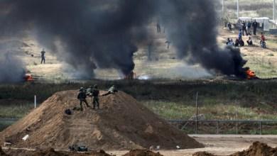 Photo of جمعة الكاوتشوك تغضب الاحتلال.. إسرائيل تقبض على الزناد