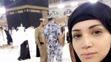 Photo of ديانا حداد تكشف سبب اعتناقها للإسلام ـ (فيديو)