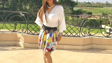 Photo of الصور – منة فضالي تتألق بملابس صيفية في أحدث ظهور لها