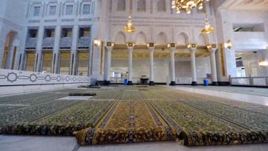 Photo of بالأرقام والصور.. استعدادات المسجد الحرام والمسجد النبوي لرمضان