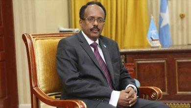 Photo of الرئيس الصومالي يصل الدوحة في زيارة رسمية للبلاد