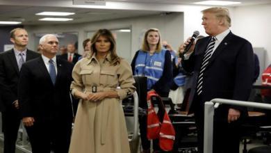 Photo of ترامب يرد على شائعات غياب ميلانيا عن الأضواء: إنها بخير