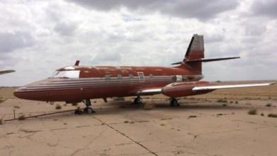 Photo of طائرة ألفيس بريسلي تطرح في مزاد