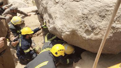 Photo of صخرة تقتل عاملًا وافدا في الباحة