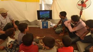 "Photo of نازحو سوريا أمام ""شاشة"" المونديال.. ""تسلل"" إلى هدف المتعة"