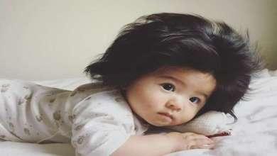 Photo of يابانية تحقق شهرة كبيرة على إنستغرام بسبب شعرها