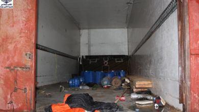 "Photo of ""شاحنة موت"" في ليبيا.. وفاة 8 مهاجرين اختناقاً"