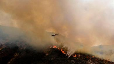 Photo of أكثر من 100 حريق غابات ضخم في الولايات المتحدة