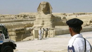 "Photo of اكتشاف ""أبو الهول"" جديد بمصر خلال شق طريق"