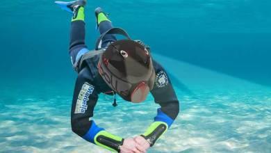 Photo of ابتكار ملابس تتيح إمكانية التنفس تحت الماء