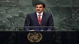 Photo of أمير قطر أمام الجمعية العامة: بلدنا أقوى رغم الحصار