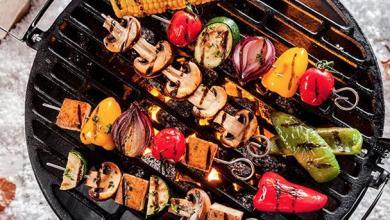 Photo of الأطعمة المطهوة على الفحم تضعف الرئة
