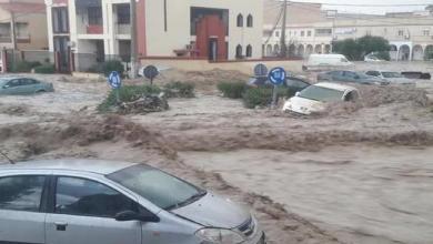 Photo of وفاة طفل جرفته فيضانات غمرت مدينة تبسة الجزائرية