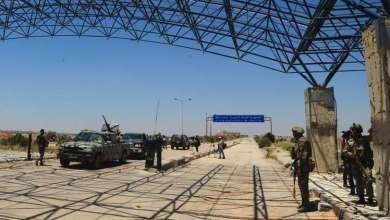 Photo of مصادر أردنية ترجح فتح معبر نصيب رسميا منتصف الشهر المقبل