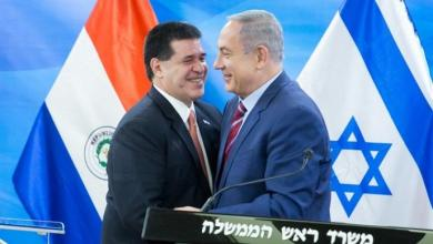 Photo of باراغواي تتراجع.. وتعيد سفارتها من القدس لتل أبيب