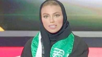 Photo of أول مذيعة في تاريخ القناة السعودية الرسمية