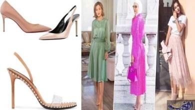 "Photo of لإطلالة أكثر أناقة تعرف على الأحذية ""النيود""وما يناسبها من أزياء"