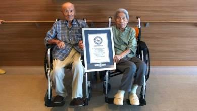 Photo of أكبر زوجين معمرين في العالم عمرهما 208 أعوام