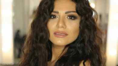 Photo of مصرع الفنانة المصرية غنوة شقيقة أنغام في حادث سير