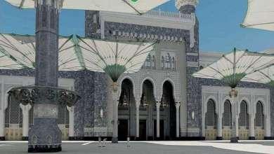 Photo of المسجد الحرام.. استعدادات نهائية لتركيب أكبر مظلة في العالم