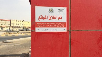 Photo of الدفاع المدني يغلق محطة وقود خالفت اشتراطات السلامة في الجوف