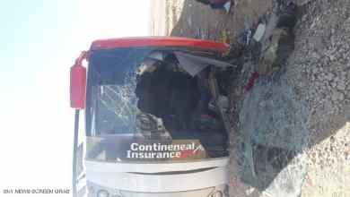 Photo of إصابة عشرات السودانيين في حادث سير بمصر