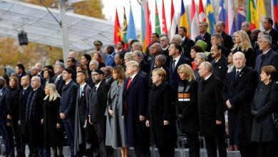 Photo of باريس.. 70 زعيماً يحتفلون بمئوية الحرب العالمية الأولى