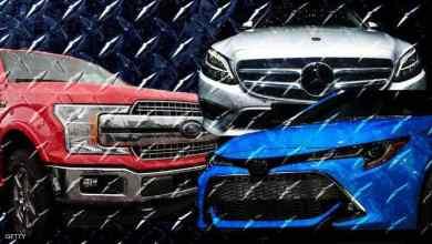 Photo of بالأسماء والأرقام.. السيارات الأكثر مبيعا في 2018