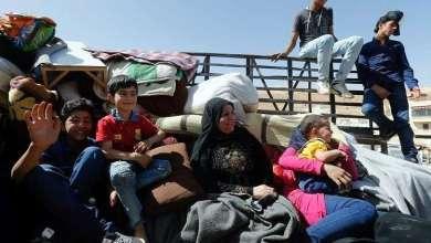 Photo of عودة 778 لاجئا إلى سوريا خلال 24 ساعة