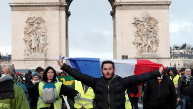 "Photo of باريس.. ""السترات الصفر"" تستعد لتظاهرة جديدة برأس السنة"