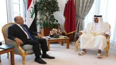 Photo of أمير قطر يؤكد لبرهم صالح دعم الدوحة لبغداد سياسياً وأمنياً