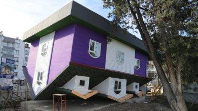 """Photo of منزل """"مقلوب"""" ينتظر زواره في تركياـ (صور)"""