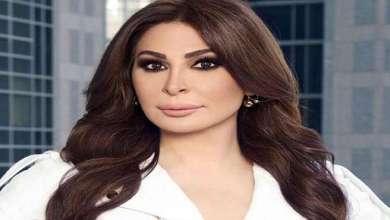 Photo of شاهد.. إليسا تستقبل العام الجديد بفستان جريء