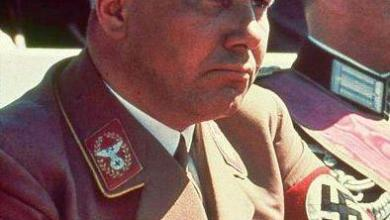 Photo of سكرتير هتلر حيّر العالم وحكم عليه بالإعدام وهو ميت