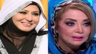 Photo of سهير رمزي وشهيرة تخلعن الحجاب وتظهرن بشعر أشقر