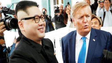 Photo of شبيها ترامب وكيم يَعقدان قمة في فيتنام