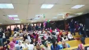 Photo of فيديو راقص داخل جامعة مصرية يثير غضباً.. والإدارة تتوعد