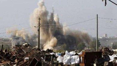 Photo of مقتل 8 على الأقل في انفجار خزان بمصنع فوسفات
