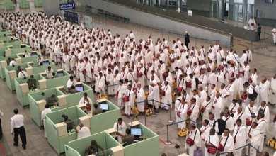 Photo of وصول أكثر من 4 ملايين معتمر إلى السعودية