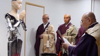 "Photo of للتبشير بتعاليم البوذية.. اليابان تبتكر أول روبوت ""مؤمن"""