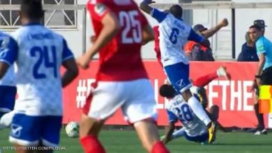 Photo of نجاة لاعب سوداني من الموت خلال لقاء النجم التونسي
