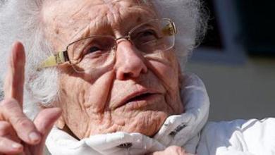 Photo of ألمانية لم تمنعها سنواتها الـ100 من الترشح للانتخابات.. ما قصتها؟